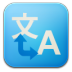 72x72px size png icon of translate 2