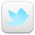 72x72px size png icon of twitter 3