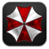 72x72px size png icon of umbrella corp