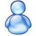 72x72px size png icon of software crystal msn
