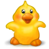 72x72px size png icon of software duck