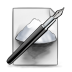 72x72px size png icon of software inkscape