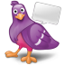 72x72px size png icon of software pidgin