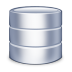 72x72px size png icon of system database