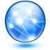 72x72px size png icon of system globe