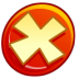 72x72px size png icon of Button cancel