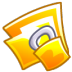 72x72px size png icon of Folder locked