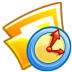 72x72px size png icon of Folder temporary