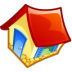 72x72px size png icon of Home1