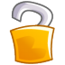 72x72px size png icon of Unlock