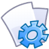 72x72px size png icon of Configuration settings