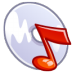 72x72px size png icon of Music cd