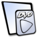 72x72px size png icon of doc dvd