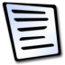 72x72px size png icon of doc text