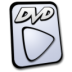 72x72px size png icon of dvd player