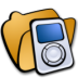 72x72px size png icon of folder ipod