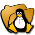 72x72px size png icon of folder linux