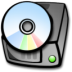 72x72px size png icon of harddrive cdrom