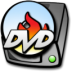 72x72px size png icon of harddrive dvd burner