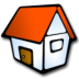 72x72px size png icon of home