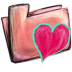 72x72px size png icon of folder fav