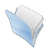 72x72px size png icon of Dossier cache