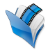 72x72px size png icon of Mes videos