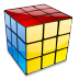 72x72px size png icon of Rubiks cube