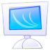 72x72px size png icon of Computer
