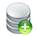72x72px size png icon of data add