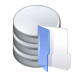 72x72px size png icon of data folder