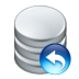 72x72px size png icon of data undo