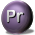 72x72px size png icon of Adobe Premiere