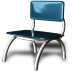 72x72px size png icon of Chair