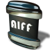 72x72px size png icon of File AIFF