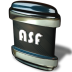 72x72px size png icon of File ASF