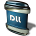 72x72px size png icon of File DLL