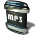 72x72px size png icon of File MP 3