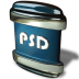 72x72px size png icon of File PSD
