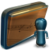 72x72px size png icon of Folder My Shared Music