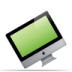 72x72px size png icon of display
