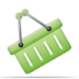 72x72px size png icon of shopping basket