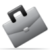 72x72px size png icon of briefcase