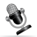 72x72px size png icon of microphone