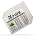 72x72px size png icon of newspaper