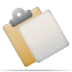72x72px size png icon of paste