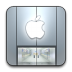 72x72px size png icon of Apple Store 2