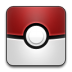 72x72px size png icon of PokeBall