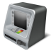72x72px size png icon of atm money