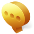 72x72px size png icon of comments